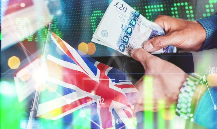 Pound euro exchange rate set for 'optimistic' BoE outlook amid 'UK's economic recovery'