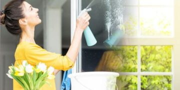Window cleaning: Mrs Hinch fans share hack to leave windows sparkling with 'no streaks'