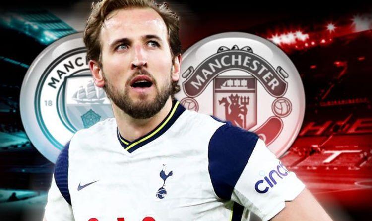 Harry Kane deals Tottenham hammer blow by opening door to Man Utd or Man City transfer
