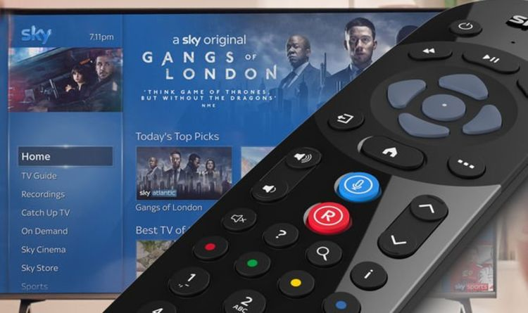How to turn on Sky Q's hidden dark mode and why this feature is more than just a new look