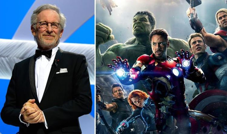 Steven Spielberg's favourite superhero movie: 'When I found out I cried' says its director