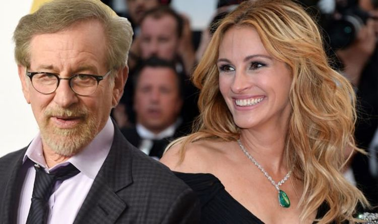 Steven Spielberg's 'feud' with Julia Roberts on the set of Hook explained