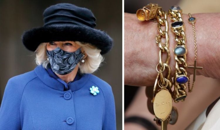 Camilla's bracelets: The meanings behind Royal's 'everyday' wear and 'what she holds dear'