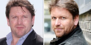 James Martin 'lost four mates to heart attacks and cancer' - prevention tips