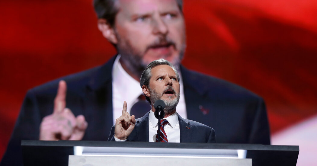 Liberty University Sues Jerry Falwell Jr. for $10 Million