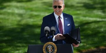 Biden delivers remarks after CDC