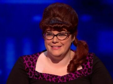 Darragh Ennis sends message to fellow The Chase star The Vixen