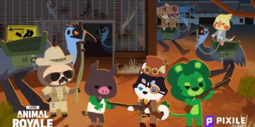 Super Animal Royale Is Parachuting Onto Switch Later This Year