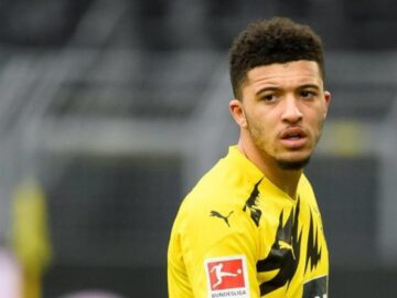 Borussia Dortmund set Jadon Sancho transfer price amid Manchester United interest