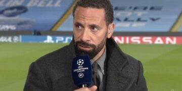 Rio Ferdinand picks out five Man City stars key to reaching first Champions League final