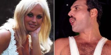 Freddie Mercury's fabulously rude tribute to the last woman he loved after Mary