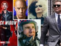 UK cinema reopens: Every major film for 2021 from Bond to Black Widow and Top Gun