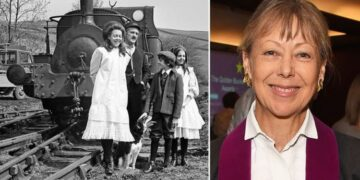 Jenny Agutter reprising role in The Railway Children Return 50 years after original movie