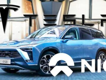 Tesla electric car rival NIO announces European launch with two models this summer