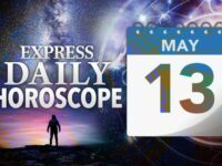 Daily horoscope for May 13: Your star sign reading, astrology and zodiac forecast