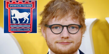 Multi-millionaire pop star Ed Sheeran announces he's sponsoring a UK football team – and not everyone is dancing for joy about it