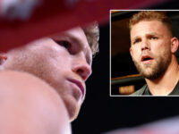 A proper fight is finally about to break out after another nonsensical week in boxing – Canelo & Saunders could redeem the rubbish