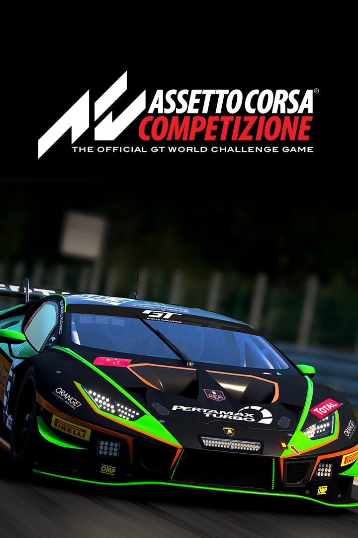 Assetto Corsa Competizione Races onto Xbox Series X S in In the early 2022